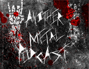 Another Metal Podcast Logo